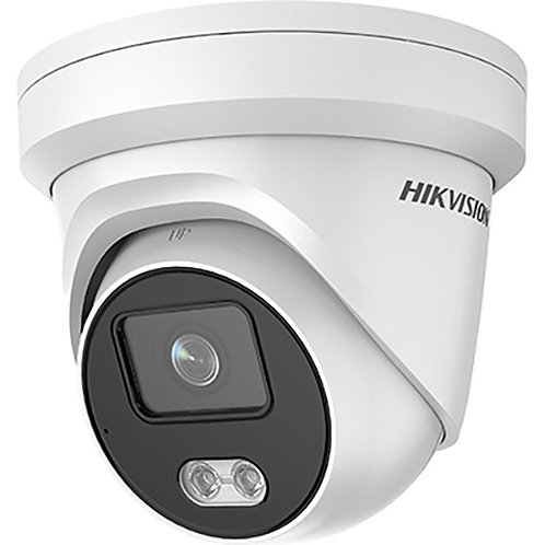 12 x Full Colour Hikvision Pro Camera & NVR
