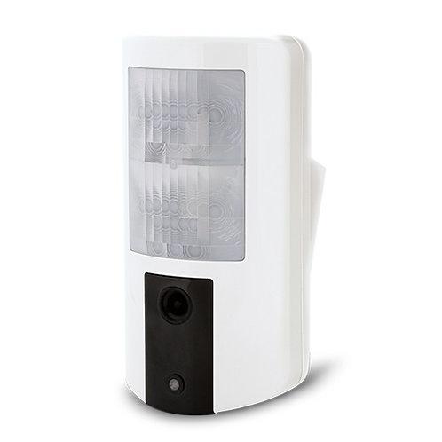 Pure Wireless External PIR with Camera