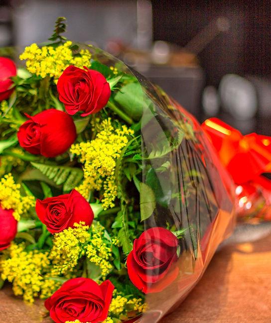 Buquê de rosas Terrazza 40
