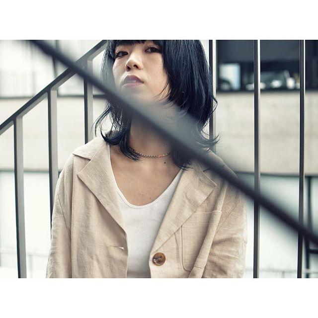 【works】_model_ _deeeeemi _ウルフ🐺大流行中✂︎_バシ