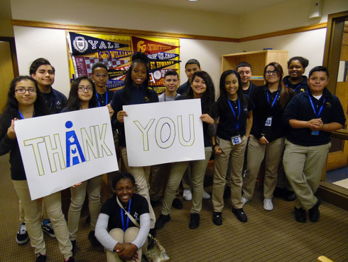 PEAK Celebrates $1M Donation