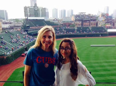PEAK Celebrates Mentor, Loreen Strasser and PEAK Scholar, Alyssa Alverio