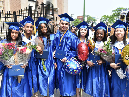 Oh The Places They'll Go: Class of 2019 Joins Ranks of PEAK Alumni