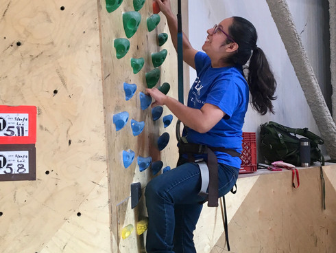 Building Bonds at Brooklyn Boulders