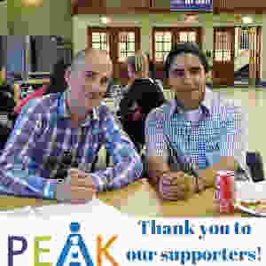 PEAK mentor and mentee
