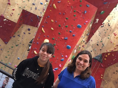 A Leg Up: Skill Building from Climbing to Test-Taking