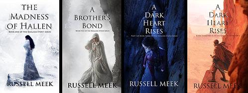 Books 1, 2, 3:I, 3:II Combo