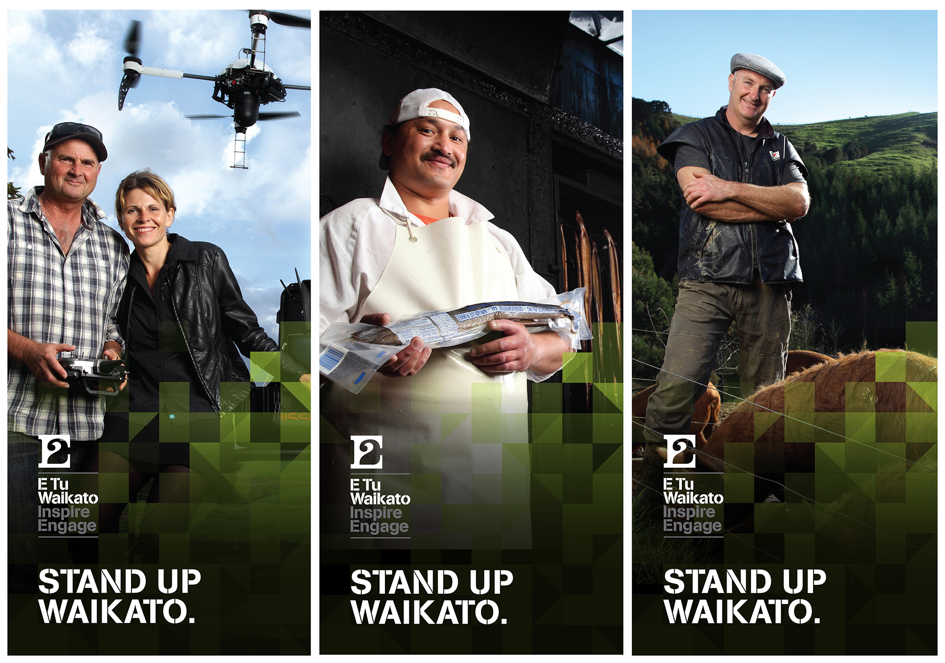 E Tu Open Waikato
