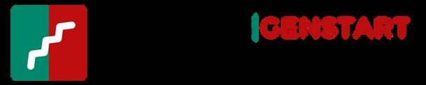 Rummelig Genstart Logo gennemsigtig bagg