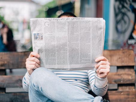 Projekter imidt i pressen