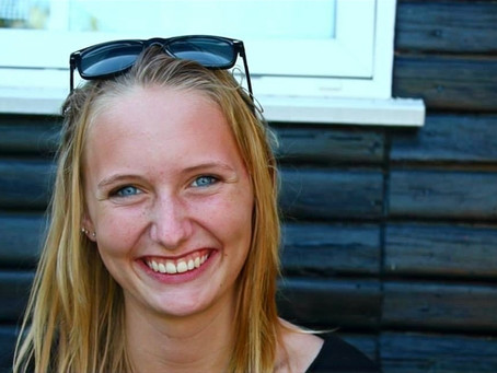 23-årige Sofie: Jeg vil ikke dumpe på grund af mit høretab