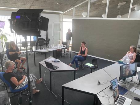 Hørehæmmede: Castberggård holdt webinar for vejledere og undervisere
