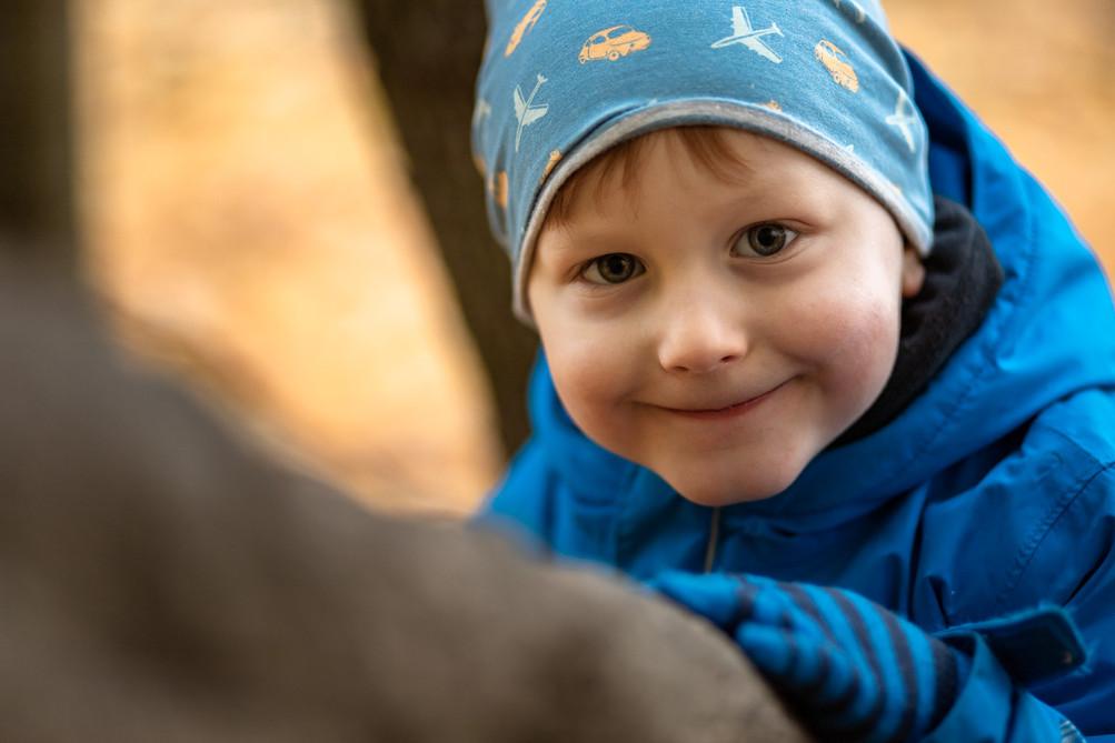 Vaikų fotosesija Vilniuje