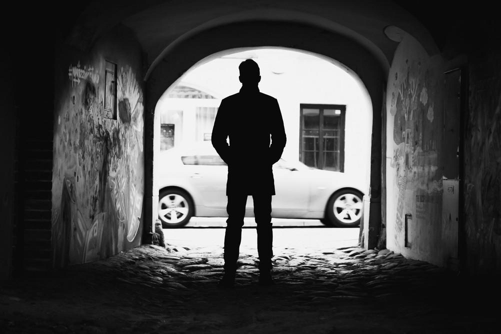 Vyro asmeninė fotosesija Vilniuje
