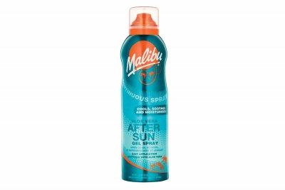 Malibu After Sun Gel Spray