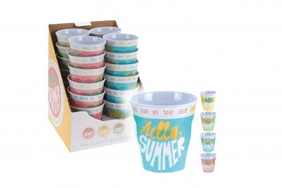 Summer Print Cups