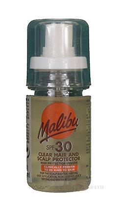 Malibu Clear Hair and Scalp Protector