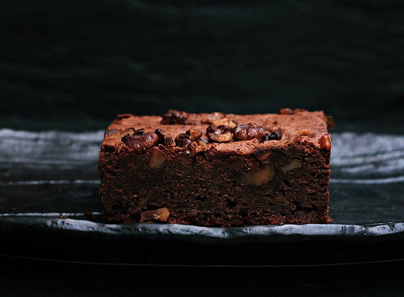 Bryher Bake Box Chocolate Brownie Slice (GF available)