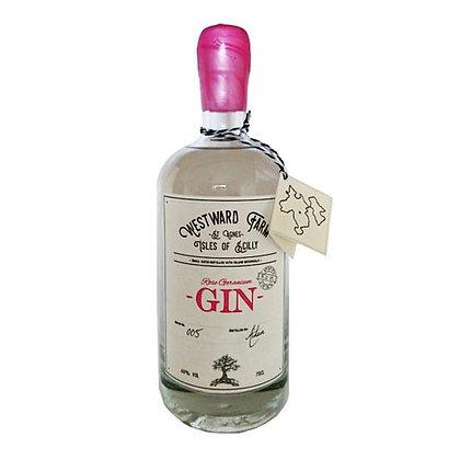 Westward Gin Rose Geranium