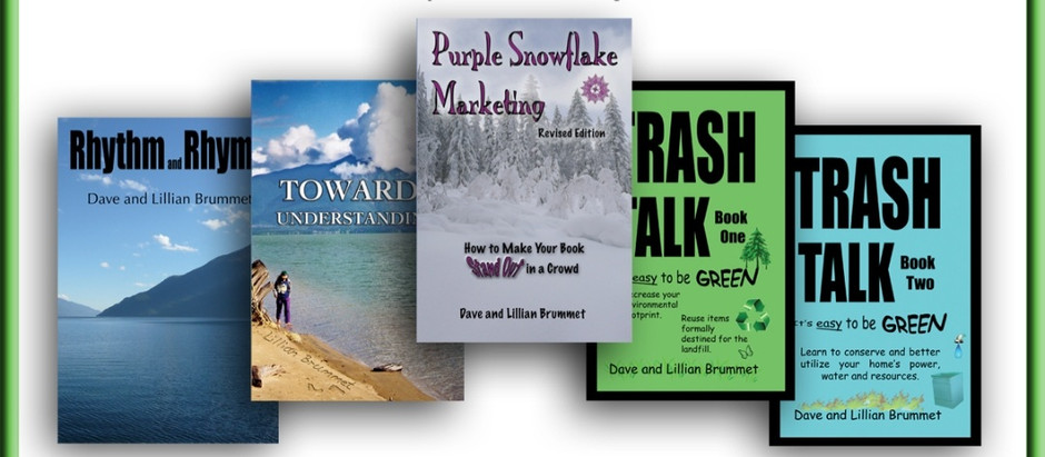 Author Interview with Dave & Lillian Brummet of Brumnet Media Group