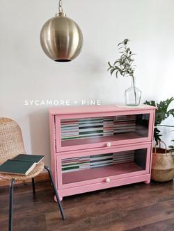 Coral Bookcase