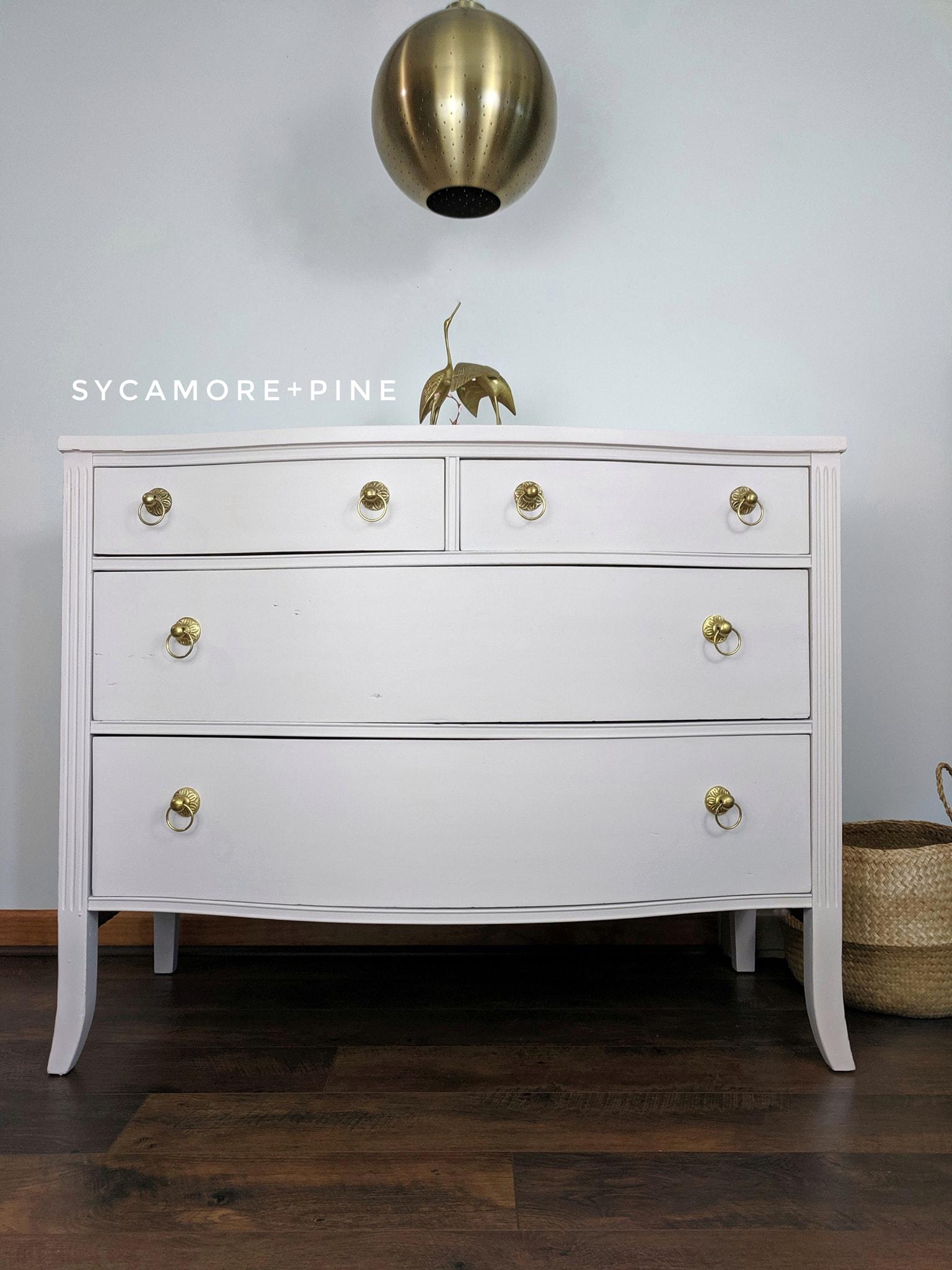 Serpentine Dresser