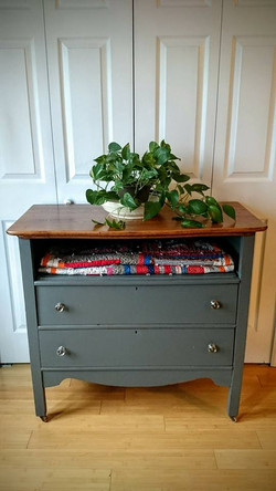 Antique Custom Dresser