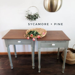 Primitive Pine Tables