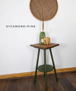 Primitive Side Table