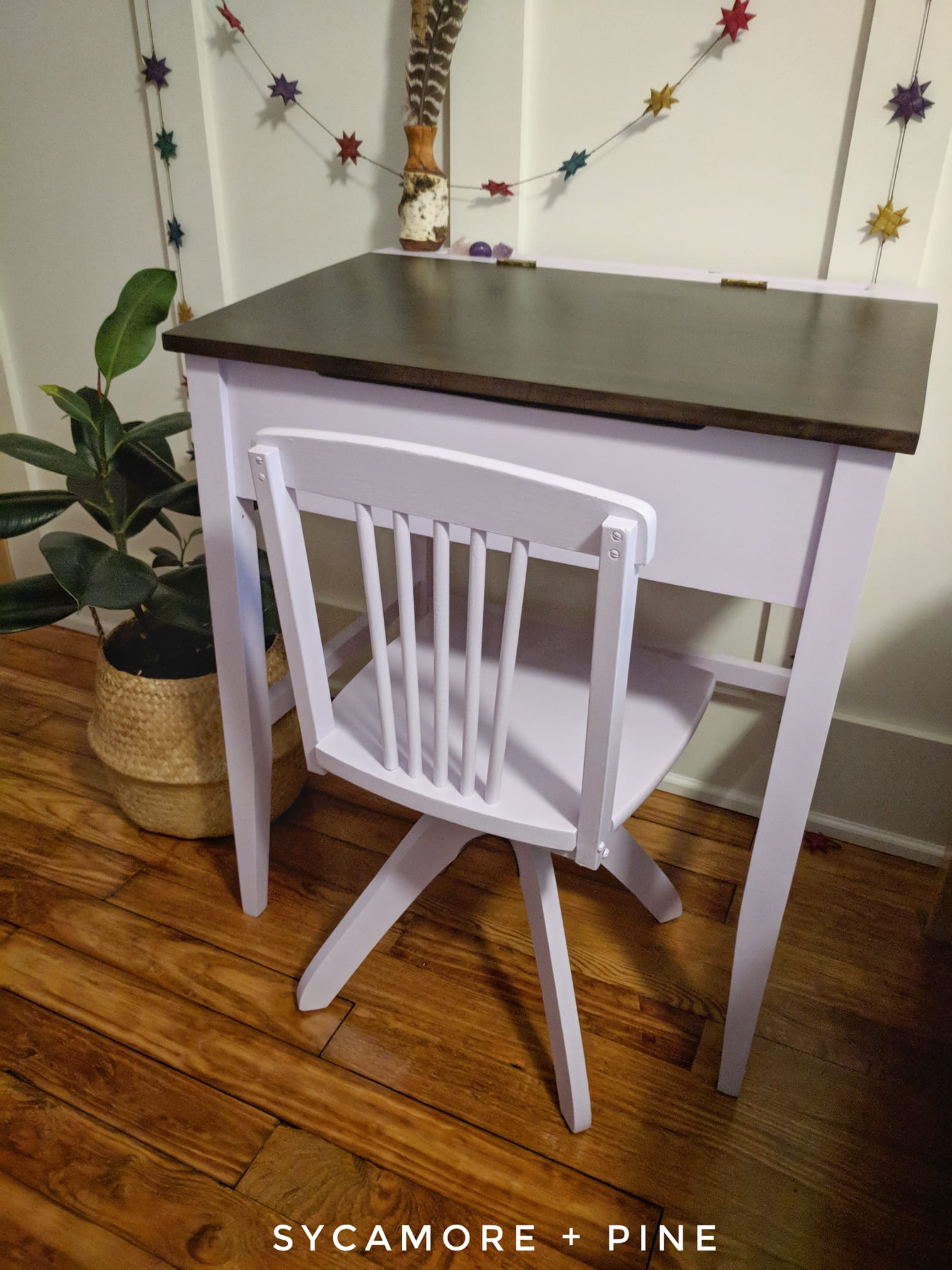 Custom Children's Desk