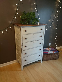 Antique Oak Dresser