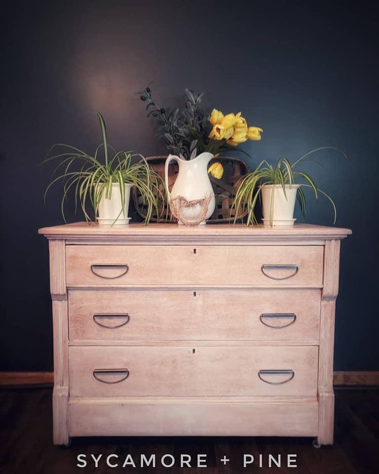 Oak Larkin Dresser