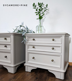Vintage Nightstands