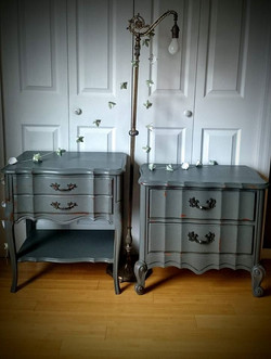 Custom nightstands