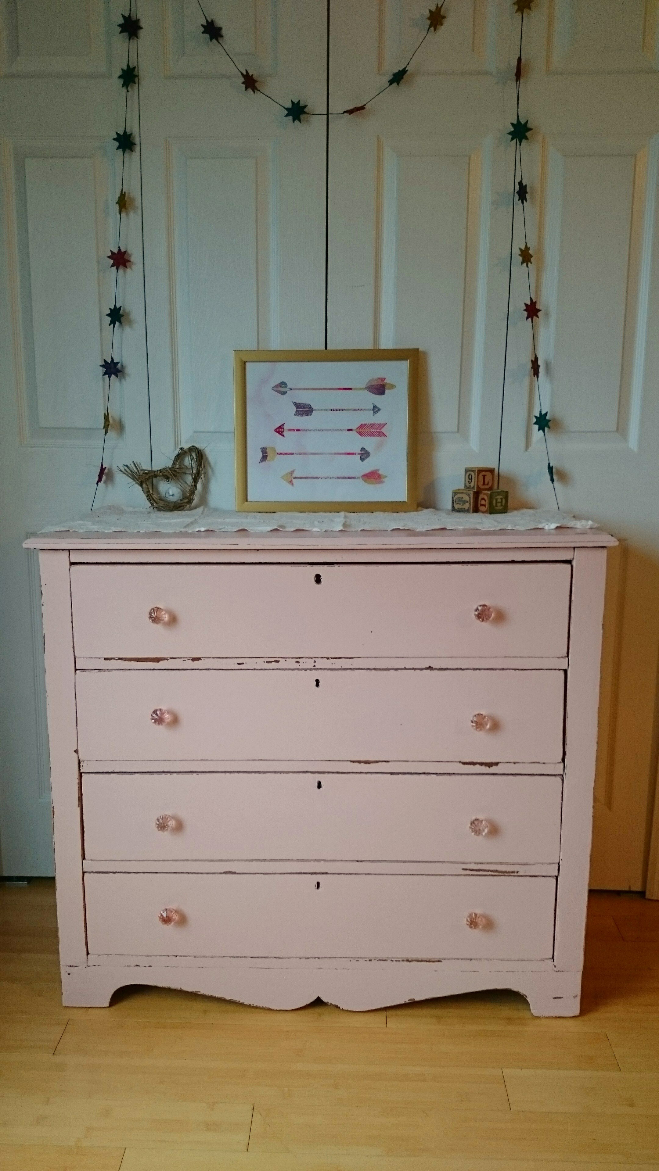 Custom Antique Dresser