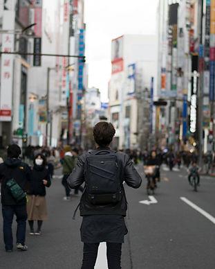 거리를 탐험