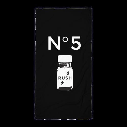 Rush Nº5 Beach Towel