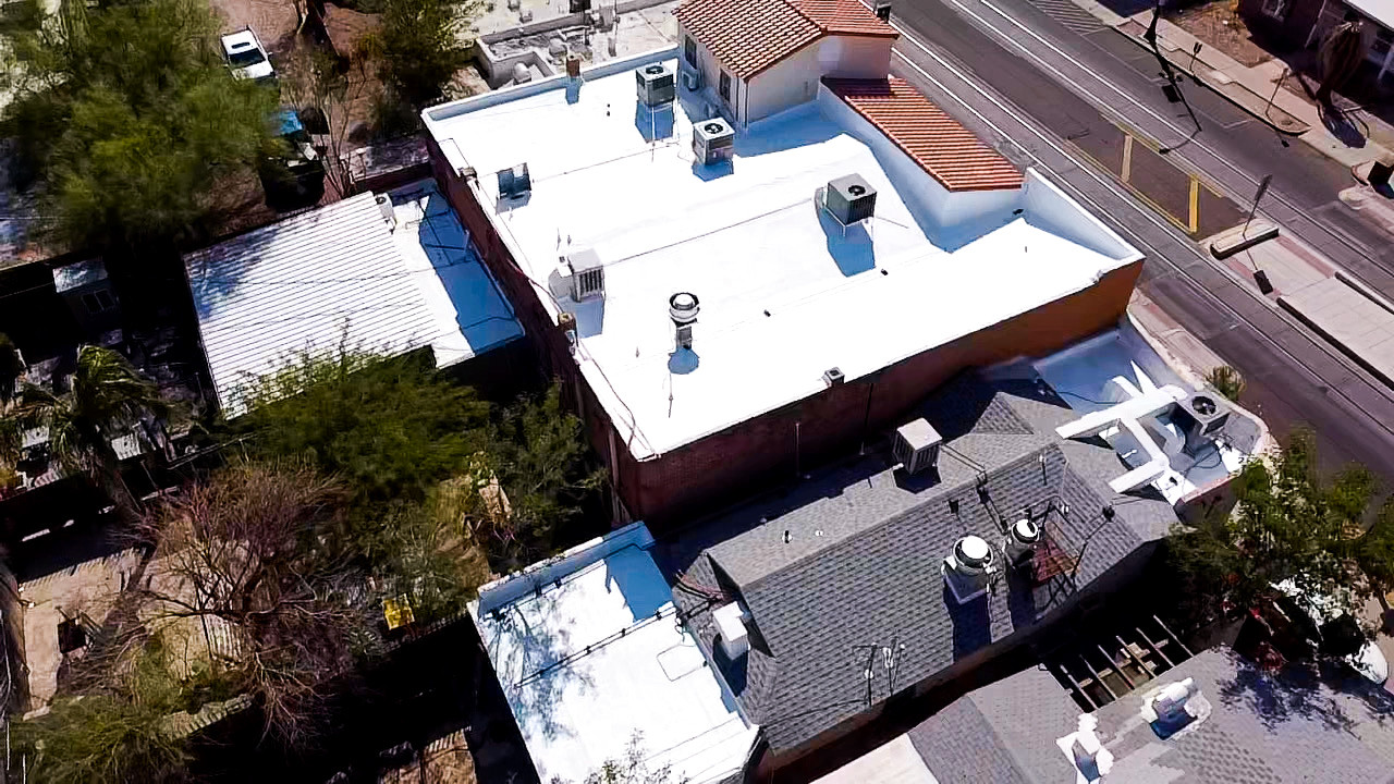Downtown Re-Roof
