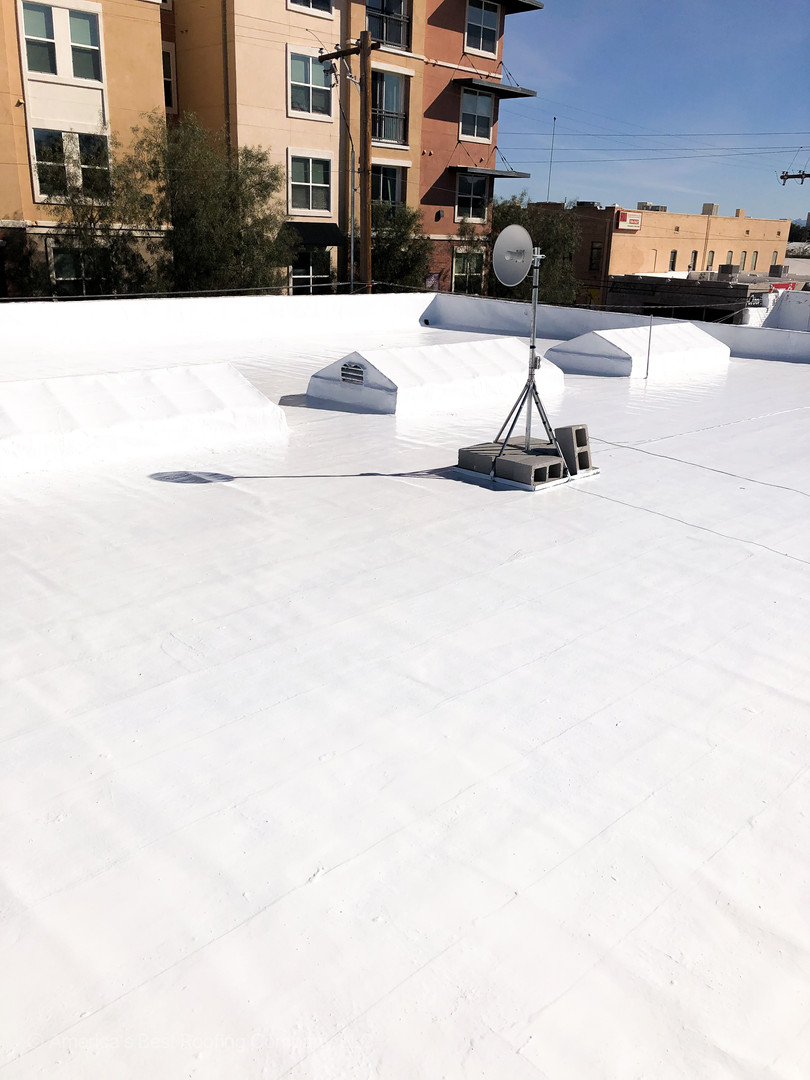 Downtown Roof Restoration