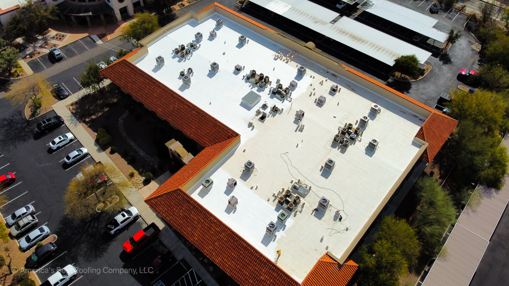 Commercial Building Restoration