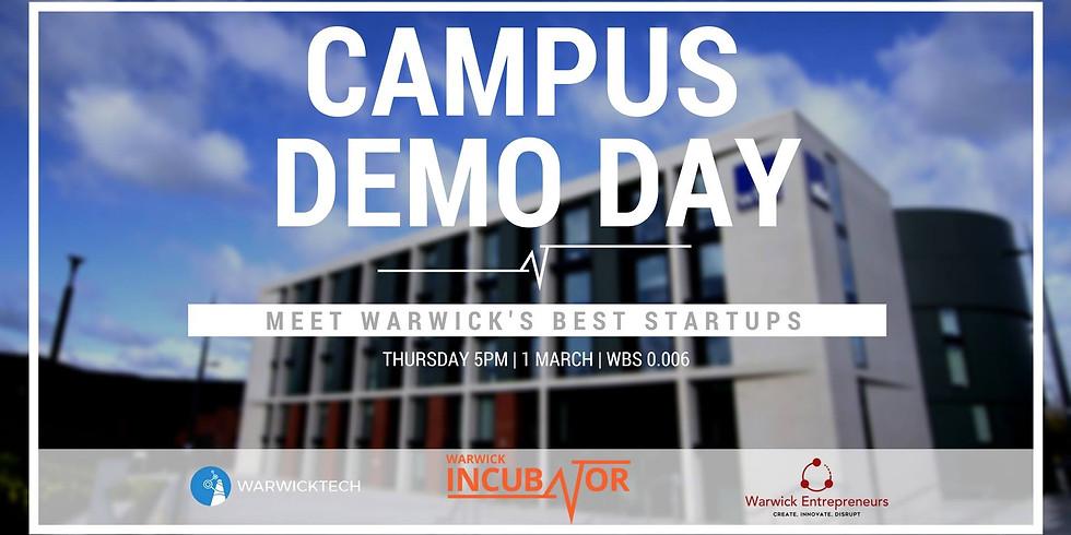 Warwick Demo Day