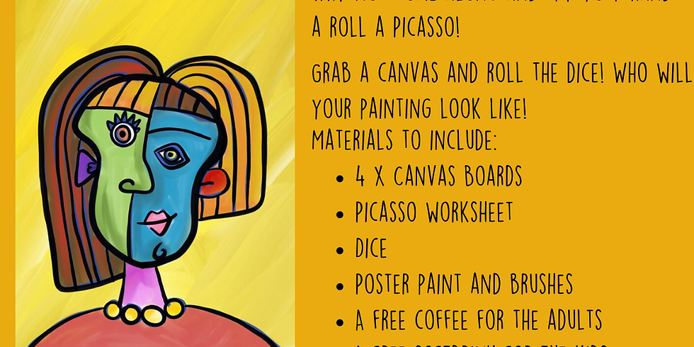 Roll A Picasso