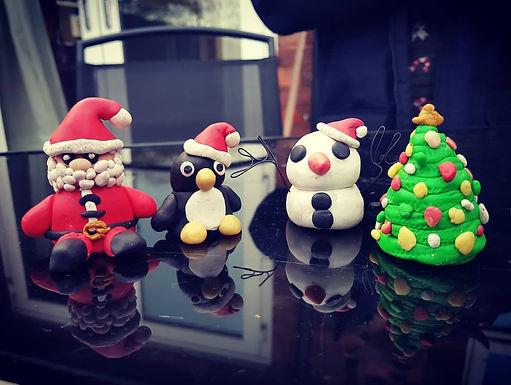 Kids Christmas workshop Monday 21st December 2020