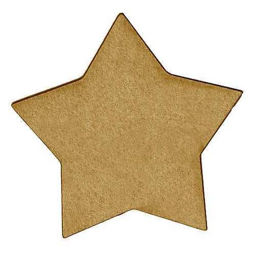 Small Star mosaic Coaster
