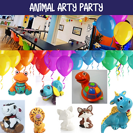 Animal Arty Party