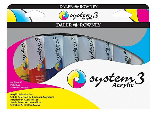 DR SYSTEM3 SELECTIONSET 8x59ml