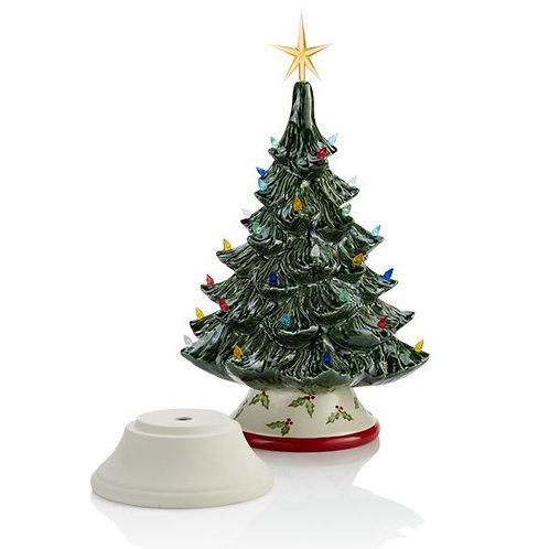 Christmas Tree Lantern/Base (Single)