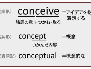 講義0.2 コンセプチュアル思考とは何か?