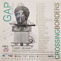 GAP Crossing Borders Exhibition 2019