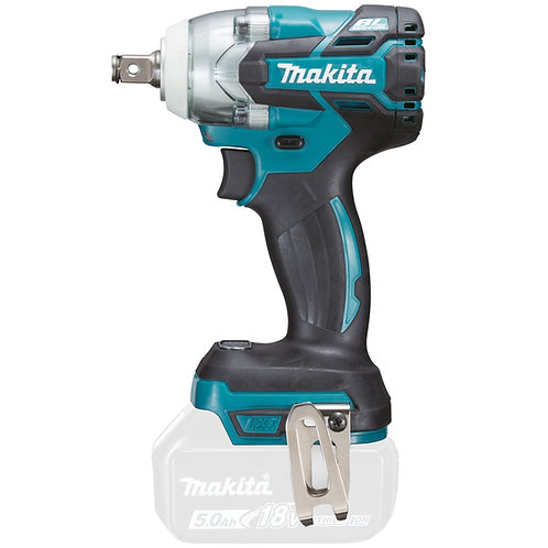 Makita DTW285Z 18 Volt Cordless Brushless Lithium Ion Impact Wrench (Body)